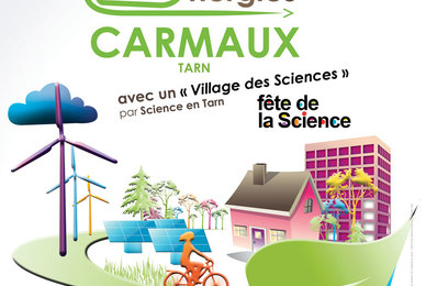 Salon Eco Energies de Carmaux du 6 au 7 Octobre 2018